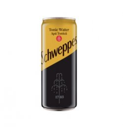 Schweppes tonic water image