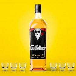 Godfather 8 shots image