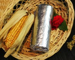 Chorizo Burrito / Burrito de Salam Iute de Porc image