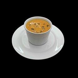 Creamy Vegan Pumpkin Soup / Supă Cremă de Dovleac (de Post) image