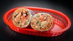 Pork Burrito / Burrito de Porc image