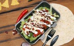 Vegetarian Salad / Salată Vegetariană image