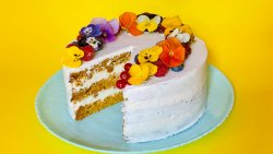 Caramel Carrot cake by Ada Sweets image