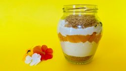 Peach Crumble by Ada Sweets image