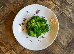 Broccoli saute image
