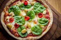 Pizza Caprino image