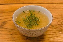 Supa de pui cu taitei image