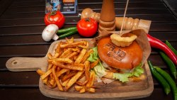 Burger MS-13 image