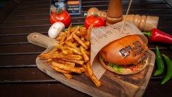 Burger Paulie Gaultieri image