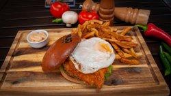 Burger Silvio Dante image