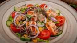 Salata cu somon image
