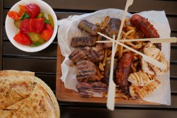 Mix Grill Plater 4 Pax image