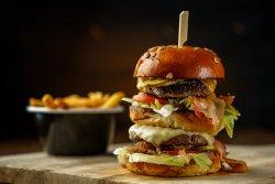 Empire State Burger image