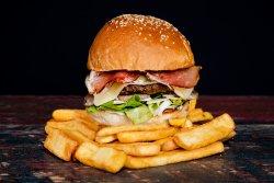 Forest burger