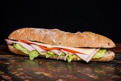 Sandwich cu jambon