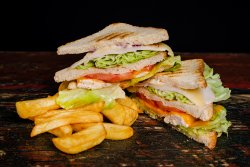 Meniu sandwich club