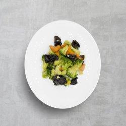 Broccoli cu usturoi la wok image
