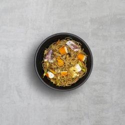 Noodles cu fructe de mare image