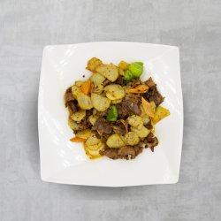 Vită Ganbian cu cartofi image