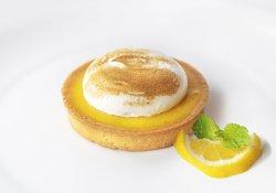 Lemon Meringue tart image