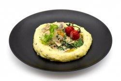Creamy tuscan chicken  image