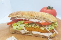 California chicken ii sandwich  image