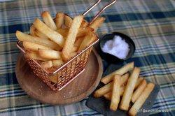 Cartofi prăjiți simpli image