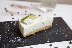 Cheesecake cu lime
