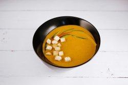 Supă cremă de ardei