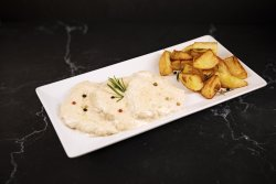 Scaloppine con Gorgonzola