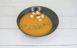 Supa crema de dovleac image