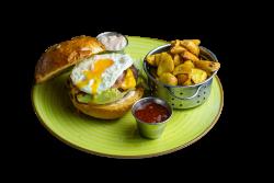 English Burger  (fara garnitura) image