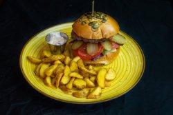Urban Cheeseburger (fara garnitura) image
