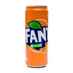 Fanta portocale 330ml image