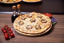 Pizza cu trufe si branza image