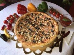 Pizza Capricciosa 32 cm