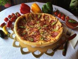 Pizza Diavola 32 cm
