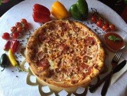 Pizza Quatro Carni 40 cm