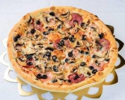 Pizza Quatro Stagione 32 cm