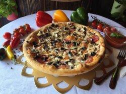 Pizza Quatro Stagione 40 cm