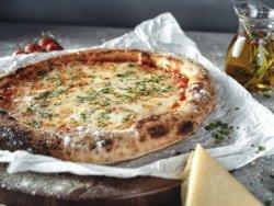 Pizza ai 5 formaggi - 28 cm image