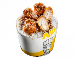 Rice Pack Orange Chicken