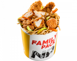 Family Pack Special
