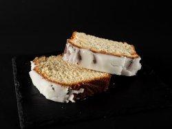 Lemon poppy bread image