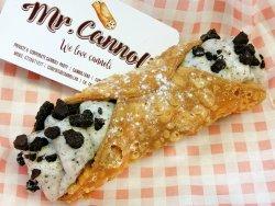 Mr. Cannoli: Cannoli Oreo