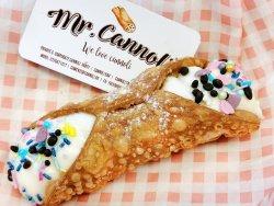 Mr. Cannoli: Cannoli Vanilie
