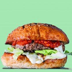 Marty Burgers: Hamburger