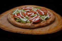 Pizza Treponti: Pizza Nordica