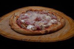 Pizza Treponti: Pizza Regina
