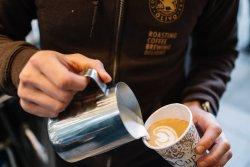 Olivo: Cappuccino